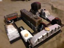 1/6 scale British landrover engin block for vintage action man, 3D print