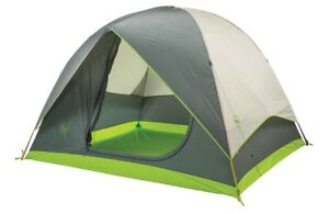 New Big Agnes Rabbit Ears 4 - 4 Person Camping Tent Outdoor Camping 3 Season