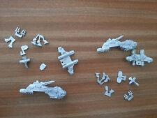 Epic 40K/Armageddon * 2x THUNDERHAWK Canonnière MKIII (non peinte) Space Marine