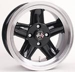 TR7 Revolution Alloy Wheels 6x15 inc Nuts & Centre Caps SET OF FOUR