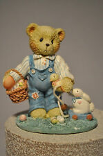 Cherished Teddies - Donald - 103799 Friends Are Egg-Ceptional Blessing Pull Toy