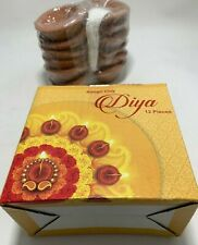 36 - Diwali Clay lamp Mitti Diya with  12 Batti  Puja Oil lamp