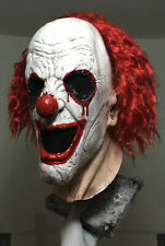 Cousin Creepy mask Horror Scary Halloween Mask Clown Jason Clown Mask