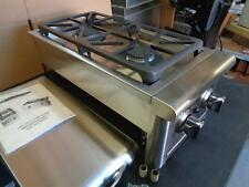 Capital CG1238SBN Double Side Burner Natural Gas for Outdoor Kitchen, Grill, bbq