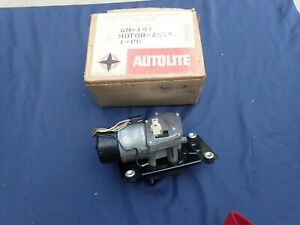 1965-68 Ford Galaxie, 1970 Thunderbird 2-speed wiper motor, NOS!