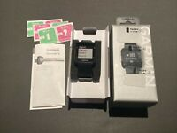 Garmin Forerunner 35 GPS Running Watch - Black AND 3 Screen Protectors