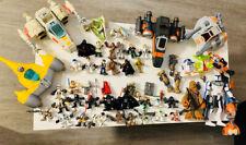 2009-11 Hasbro Star Wars Figures Galactic Heroes Lot 41 Vehicles Azoka Luke Yoda