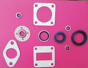 SHORROCK C75 Supercharger seal kit (11 pcs) for extended nose version-NEW MG TC
