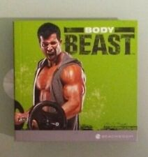 BODY BEAST  7 disc set     DVD