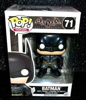 BATMAN ARKHAM ASYLUM Figure POP FUNKO DC Comic Books Universe Super Heroes #71