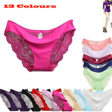 Women Soft Underpants Seamless Lingerie Briefs Hipster Underwear Panties Hot