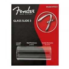 Fender Glass Slide 1 Standard Medium Size For Guitars