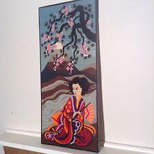 Japanese Tapestry Retro