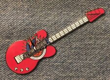 1997 All Star Weekend Guitar Pin ~ NBA ~ Gund Arena ~ Cleveland Cavaliers ~ CAVS