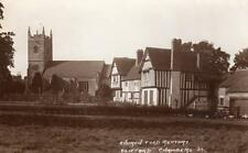 Church & Old Rectory Clifford Chambers Nr Stratford upon Avon unused RP pc Simms
