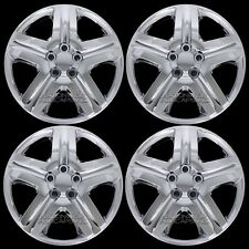 "16"" SET OF 4 CHROME FULL WHEEL COVERS HUB CAPS RIM COVER WHEELS RIMS FREE SHIP"