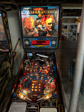 Waterworld Pinball mod - TV with VIDEO playback! NEW 2019 version!