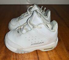 Baby Jordan white shoes 3c