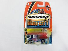 Matchbox Die-Cast Vehicle Hero City Collection Dennis Sabre # 34