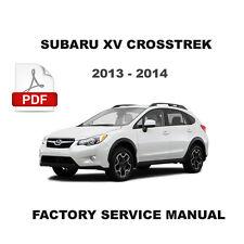 Subaru crosstrek manuals 2017 crosstrek owner's manual.