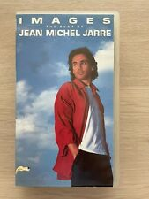 Images The Best Of Jean Michel Jarre Vintage VHS Video Tape English Audio