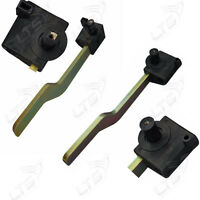 BMW E46 CONVERTIBLE ROOF LOCK LATCH PARTS LEFT AND RIGHT