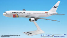 SAS Scandinavian Airlines - Boeing 767 - scale 1/200 - new in box