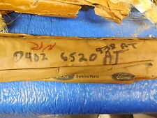 NOS 1974 1975 1976 FORD GRAN TORINO / ELITE 2DR PASSENGER SIDE DOOR MOLDING BROW