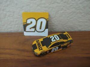 2019 Wave 3 #20 Erik Jones Dewalt 1/87 NASCAR Authentics w/ Sticker