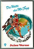 Jules Verne: Die Wette des Mr. Fogg Gebundenes Buch – Illustriert, 1973