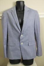 Kai - aakmann Men's Blue 2 Button Blazer Jacket Size M (JA200