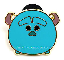 NEW Disney Store 2016 Tsum Tsum Monster's Inc Sulley Pin ONLY - Limited Edition