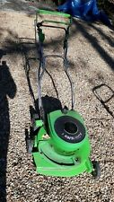 Vintage Lawn Boy antique commercial mower 2 cycle model 8243ae1 electric start