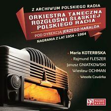 CD ORKIESTRA TANECZNA POLSKIEGO RADIA dyr. HARALD nagrania archiwalne 1954-64