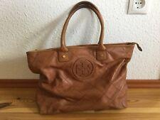 Tory Burch Tasche Cognac Leder Shopper Tote Bag Instagram Stylish