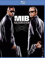 Men in Black (1997) / Men in Black 3 / Men in Black II - Set [Blu-ray] (2016)