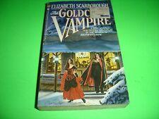 The Goldcamp Vampire By Elizabeth Scarborough Nov 1987 Paperback