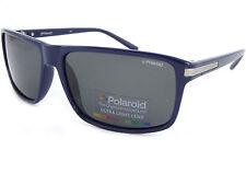 Ray-MEN 'S Occhiali da sole polarizzati Royal Blu/Grigio CAT.3 Lenti PLD2019 pyx