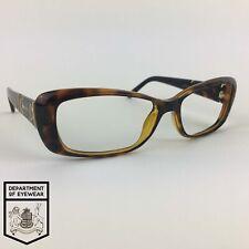 GUCCI eyeglasses TORTOISE RECTANGLE glasses frame MOD: GG3541 5J2