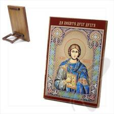 Icona Valeriy santo martire legno 8x6 Валерий Святой мученик икона