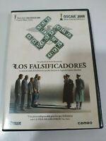 Los Contraffattori Stefan Ruzowitzky - Regione 2 DVD Spagnolo Tedesco