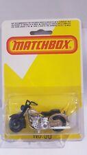 Matchbox Lesney N°50 Harley Davidson Made in England 1980
