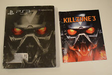 killzone kill zone 3 III steelbook ps3 ps 3 playstation  3