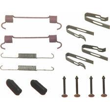 Parking Brake Hardware Kit Rear Wagner H7237