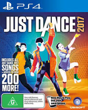 Just Dance 2017 Playstation 4 PS4 PAL Brand New *DISPATCHED FROM BRISBANE*