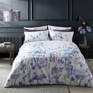 Voyage Maison Sorong Floral Duvet Cover Set 100% Cotton 220 Thread Count