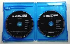 TRANSPARENT 2 DVD SET Amazon Studios FYC Season 1 JEFFREY TAMBOR  Free Ship USED