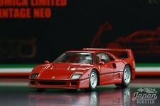 [TOMICA LIMITED VINTAGE NEO 1/64] Ferrari F40 (Red)