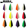 """36pcs 1.75"""" Arrow Rubber Vanes Feather Fletches Fletching Shaft Archery Hunting"""