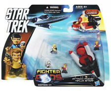 Star Trek Fighter Pods Series 01 Ninja Star Attack Pods
